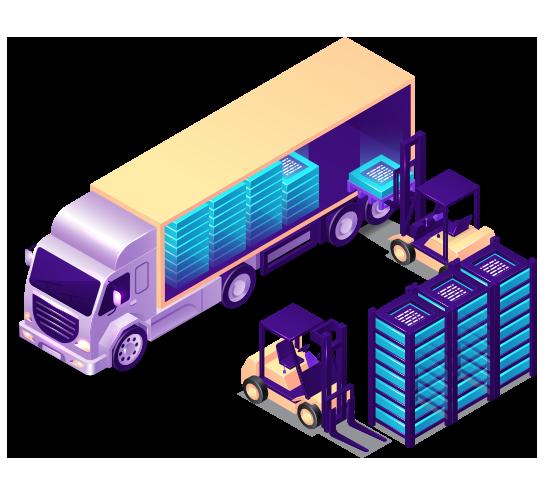 transport en ict